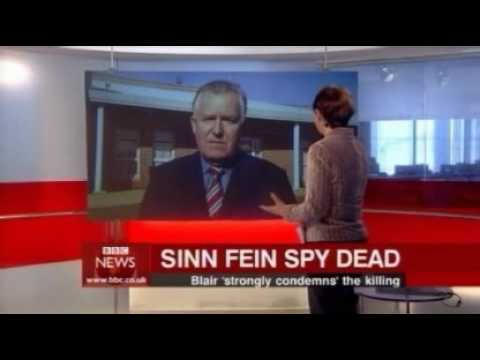 Peter Hain reaction to death of tout Denis Donaldson