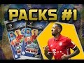IT BEGINS      MATCH ATTAX CHAMPIONS LEAGUE 2017   PACKS  1