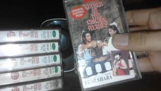 Kaset OST Pendekar Rajawali ( Yuni Shara) return of the condor heroes