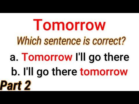 English Grammar Quiz:Which Sentence Is Correct?(Mixed Quiz 2)|English MasterClass|