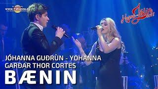 Jóhanna Guðrún & Garðar Thor Cortes - »Bænin« - Yohanna