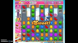 Candy Crush Level 442 w/audio tips, hints, tricks