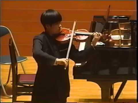 Daichi Nakamura  N.Milstein Paganiniana (13-year-old)