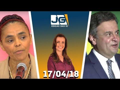 Jornal da Gazeta - Edição das 10 - 17/04/2018