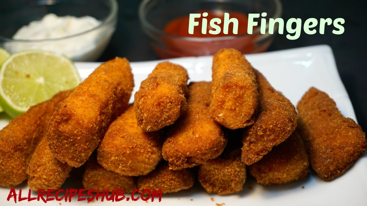 Fish fingers finger fish fry how to make fish fingers for How to make fish fry