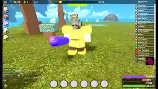 The God Have A Mag Stick And Em Stick And That Roblox: Booga Booga