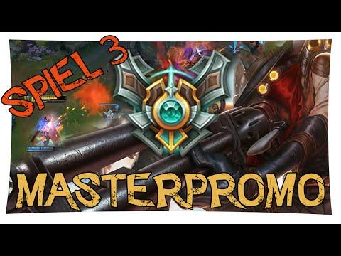 Masterpromo 3. Spiel | Jhin is bae