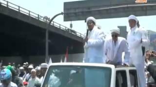 Habib Rizieq FPI:  SBY Harus Tegas Seperti Soeharto