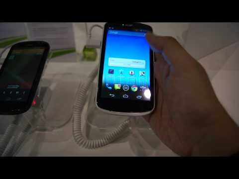 Hands-On: Acer Liquid E1