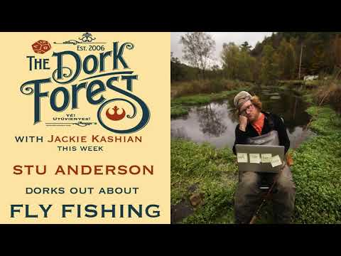 Fly Fishing, Trout and Tippets W Stu Anderson - Ep. 452