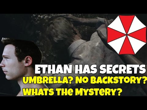 Resident Evil 7 Ethan Is Hiding Something No Face Reveal