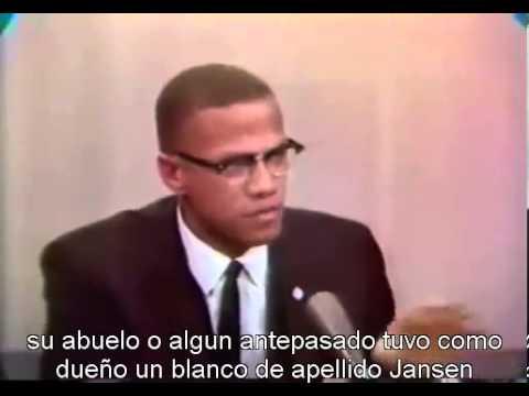 Malcolm X explica porque cambio su apellido a X