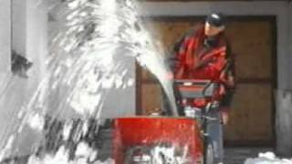 Snow Blower MTD