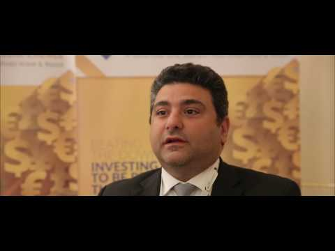 TMS Ship Finance & Trade Conference 2016, Ziad Touma, Partner, Fichte & Co.