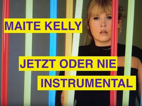 Maite Kelly *Jetzt oder nie*Karaoke* Instrumental Cover