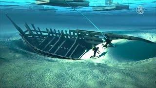 нидерланды: со дна реки подняли судно XV века (новости)