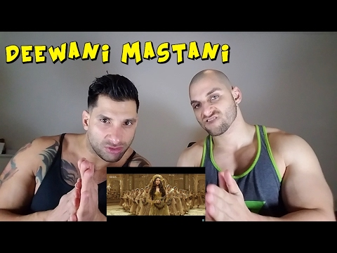 Deewani Mastani [REACTION]