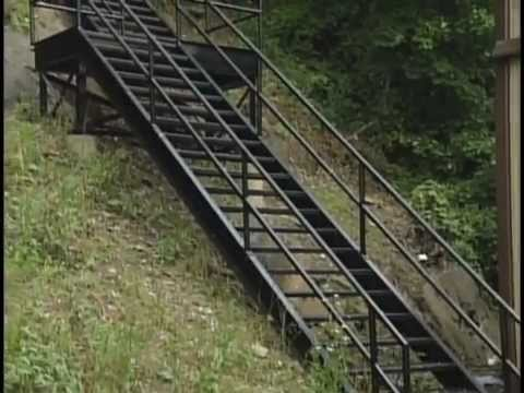 The Iron Steps in Tamaqua