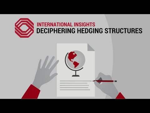 Deciphering Hedging Structures