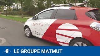 Signature du partenariat Rouen Normandie Autonomous Lab - Matmut