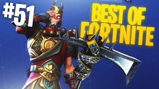 BEST OF FORTNITE EN #51 THE NEW BUG OF THE PIOCHE!! KINSTAAR DISCOVER THE NEW THERMAL ARME