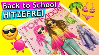Topmodel Back to School - HITZEFREI Dress me up Challenge | Eva vs Patricia | Welche Outfit?!