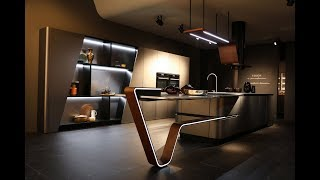 Snaidero. Итальянские кухни. Eurocucine 2018
