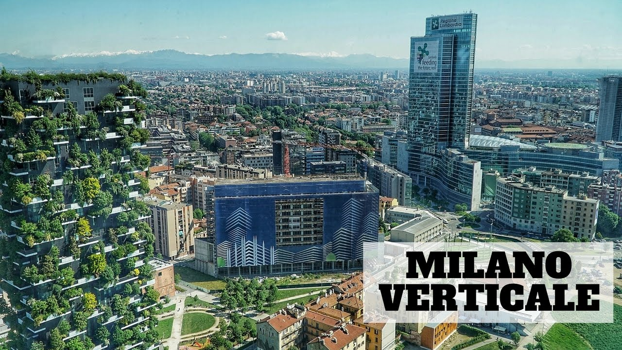 Milano vlog i grattacieli di porta nuova sciura for I nuovi grattacieli di milano