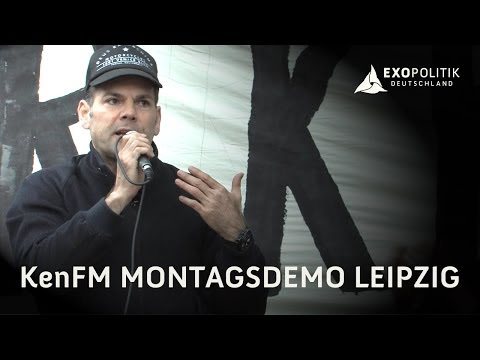 KenFM - Ken Jebsen bei der #Mahnwache in Leipzig 12.5.2014