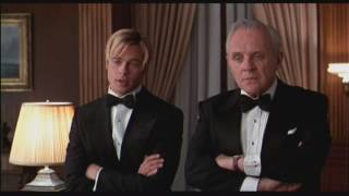 Joe is an IRS agent scene - Meet Joe Black (1998)