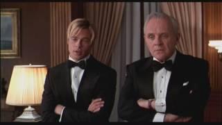Joe is an IRS agent scene - Meet Joe Black (1998)