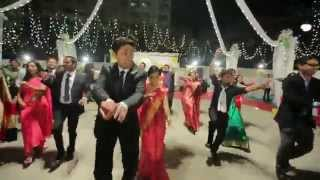 Thudakkam Mangalyam Wedding dance (Full Video)