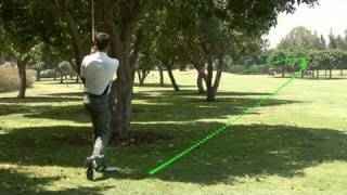 How To Learn Curving The Ball Out Of Trouble