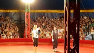 Полоцк Цирк 2013  Клоун