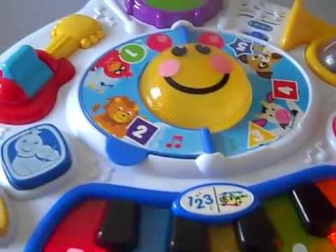 Baby einstein table
