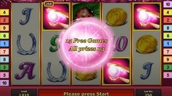 Slot machines Lucky Ladys Charm deluxe bonus 105 free games
