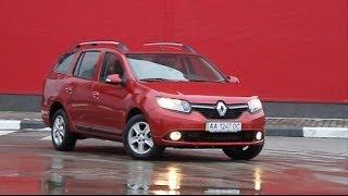 Dacia Logan MCV 2013 Videos