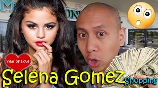 Repeat youtube video SELENA GOMEZ SHOPPING   February 20th, 2017   Vlog #32