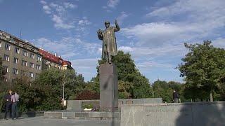 Президент Чехии шокирован решением властей Праги перенести памятник маршалу Коневу.