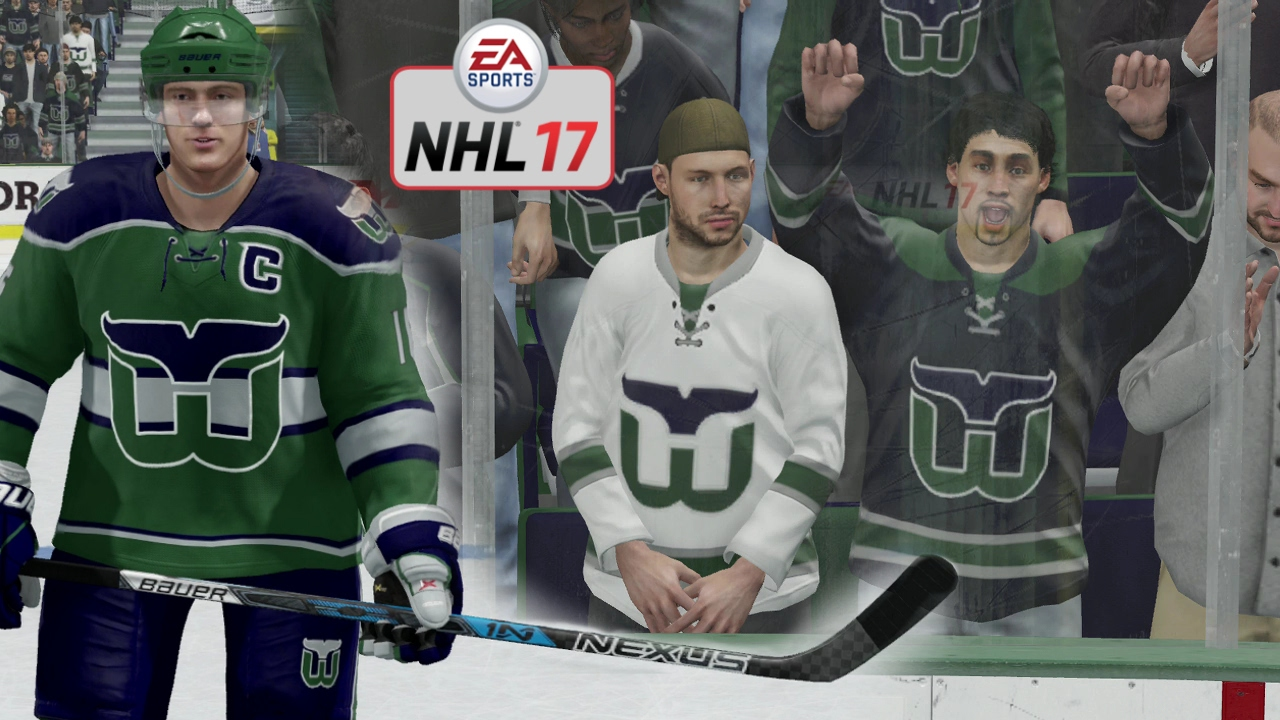 a49cbc21 Hartford Whalers (Florida Panthers) Relocation Franchise - EP11 | NHL 17  (Xbox One) Preseason - YouTube