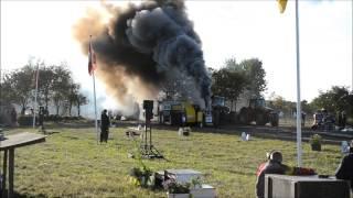 Turbo engine diesel tractor - DM TRACTOR PULLING