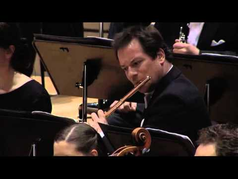 EMMANUEL PAHUD   Flute solo from Brahms' 4th Symphony