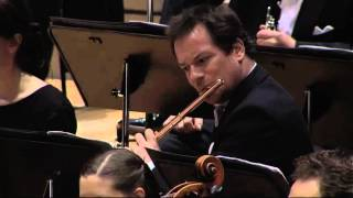 EMMANUEL PAHUD Flute Solo From Brahms 4th Symphony