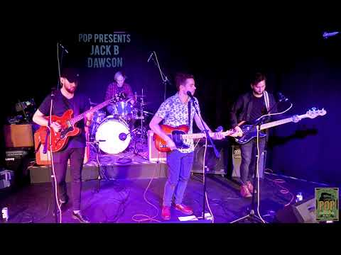 Jack B Dawson - Mexican Scar - Live at POP, June 2019