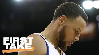 Will Easy Road To NBA Finals End Up Hurting Warriors? | First Take | May 5, 2017