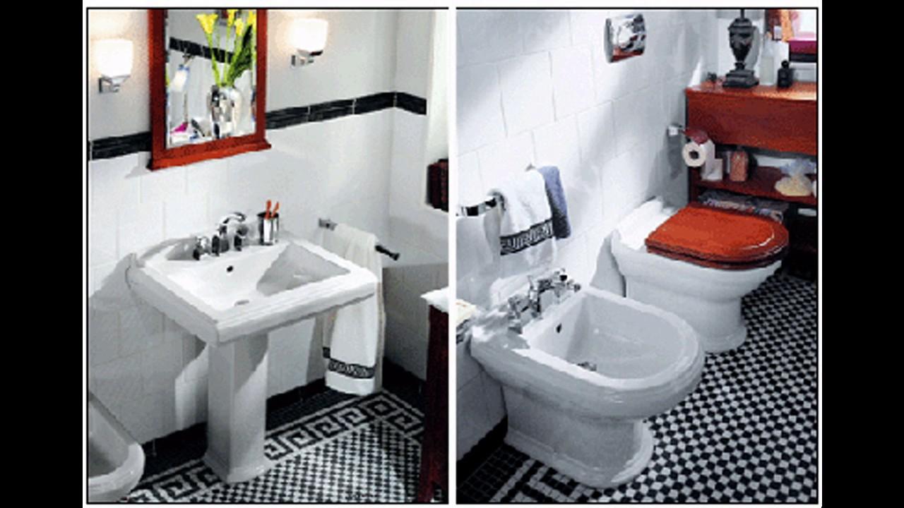 Retro badezimmer design ideen - YouTube