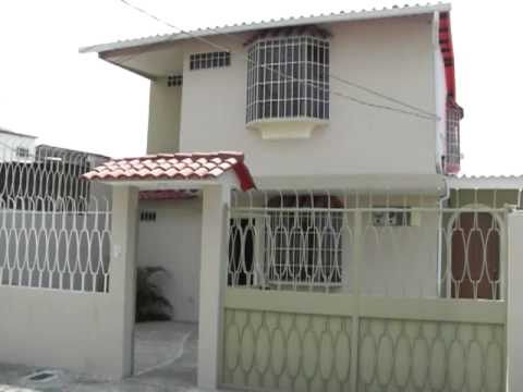HOUSE GUAYAQUIL ECUADOR FOR RENT WITH FURNITURE INCLUDING   YouTube