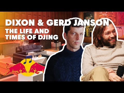 Dixon and Gerd Janson talk GTA soundtrack, DJing and dealing with criticism