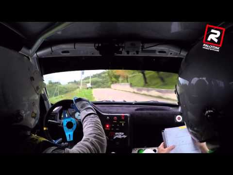 Rally Due Valli 2015 - Onboard Anderloni/Garbini [HD]