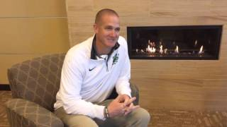 Derby coach Brandon Clark: The 2015 Wichita Eagle/VarsityKansas.com Coach of the Year